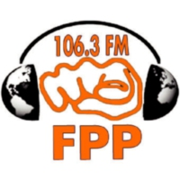 Logo of radio station Frequence Paris Plurielle 106.3 FM