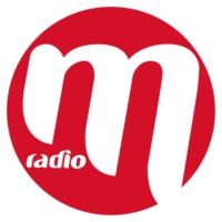 Logo of radio station M Radio