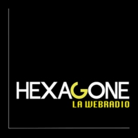Logo of radio station Hexagone La webradio