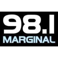 Logo of radio station Rádio Marginal