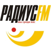 Logo of radio station Радиус FM