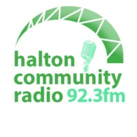 Logo of radio station HCR 92.3 FM