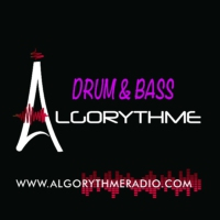 Logo de la radio Algorythme Drum & Bass
