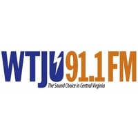 Logo of radio station WTJU