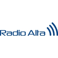 Logo of radio station Radio Alta 105.5