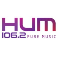 Logo of radio station Hum FM