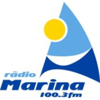 Logo of radio station Radio Marina