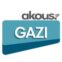 Logo de la radio Akous. Gazi