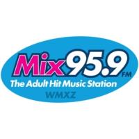 Logo of radio station WMXZ Mix 95.9