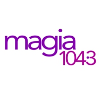 Logo of radio station Magia 104.3