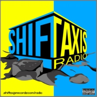 Logo of radio station ShiftAxis Radio