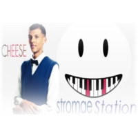 Logo of radio station Stromae station