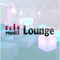 Logo of radio station Medi1 - Lounge