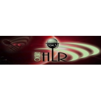 Logo of radio station Radio HLR 104.5 FM