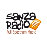Logo of radio station Sanza Radio