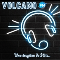 Logo of radio station VOLCANO FM