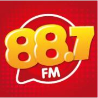 Logo of radio station Radio 88.7