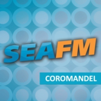 Logo of radio station SEA FM Coromandel
