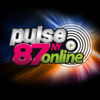Logo of radio station Pulse 87 NY