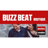 Logo of radio station delta radio - BUZZ BEAT BOUTIQUE