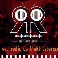 Logo of radio station Rythmics Radio