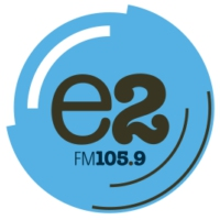 Logo de la radio Estudio 2 105.9 FM