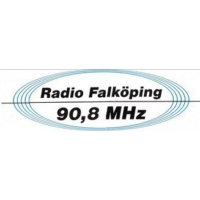 Logo of radio station Radio Falköping