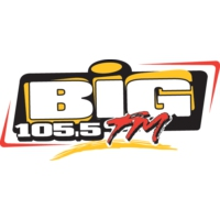 Logo de la radio CHUB BIG 105.5 FM