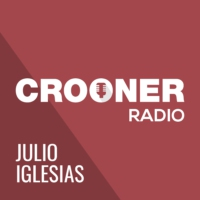 Logo of radio station Crooner Radio Julio Iglesias