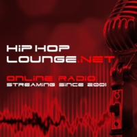 Logo of radio station The Hip Hop Lounge