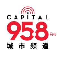 Logo of radio station CAPITAL 958
