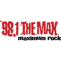 Logo of radio station WXMX 98.1 The Max