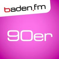 Logo of radio station baden.fm 90er