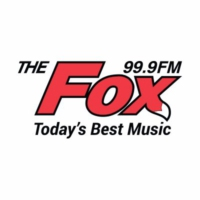 Logo of radio station The Fox 99.9