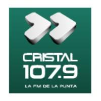 Logo de la radio Cristal FM 107.9