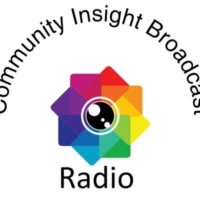 Logo of radio station Community Insight Radio