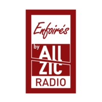 Logo of radio station Allzic Enfoirés