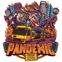 Logo de la radio Pandemic