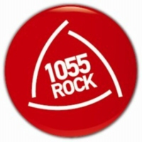 Logo de la radio 1055 Rock