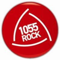 Logo de la radio 1055 Rock