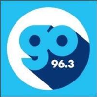 Logo of radio station Go 96.3