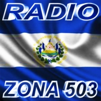 Logo of radio station Radio Zona 503