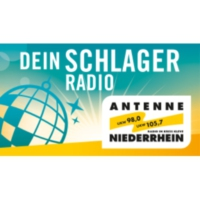 Logo of radio station Antenne Niederrhein - Schlager Radio