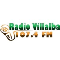 Logo of radio station Radio Villalba 107.4 fm