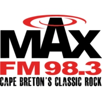 Logo of radio station 98.3 The Max FM