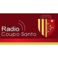 Logo of radio station Radio Coupo Santo