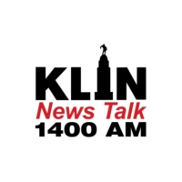 Logo de la radio 1400 AM KLIN