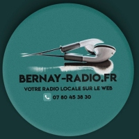 Logo of radio station Bernay-radio.fr
