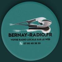 Logo of radio station Bernay-radio.fr