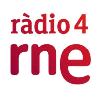 Logo of radio station RNE Ràdio 4